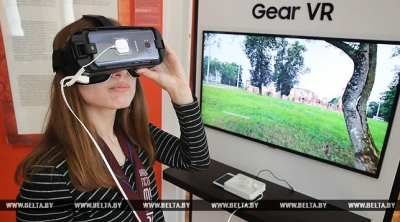Кревский и Гольшанский замки XV-XVII веков попали в виртуальную реальность