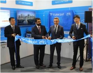 ZTE и Turksat совместно выпустили гибридную телевизионную абонентскую приставку высокого разрешения