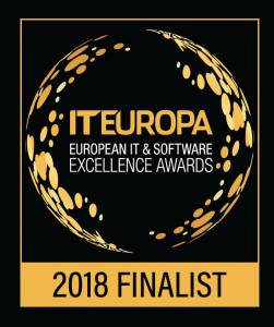 "IBA Group прошла в финал конкурса ""European IT & Software Excellence Awards 2018"""
